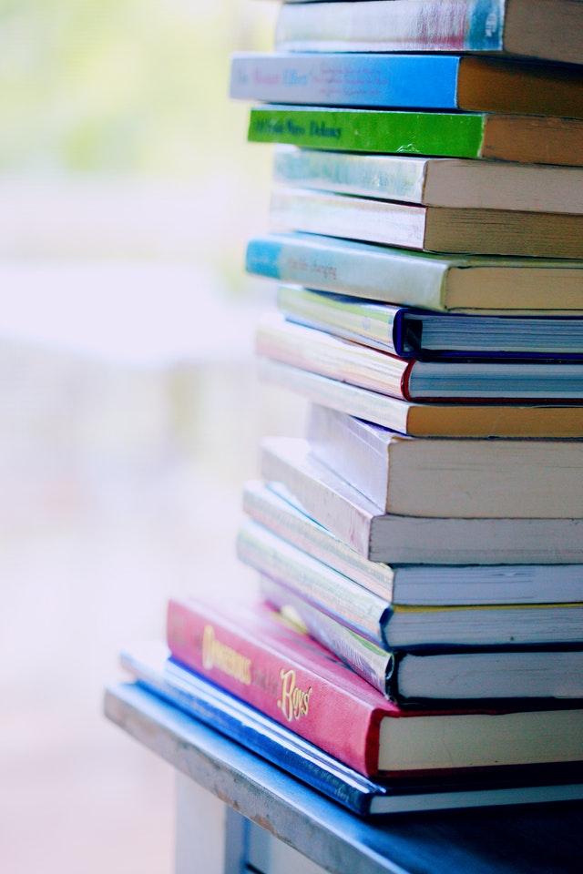 handböcker i kreativt skrivande